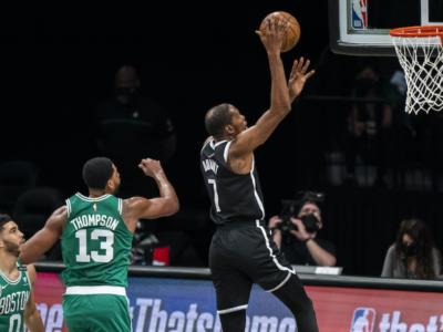 Playoff NBA 2021, i risultati della notte (26 maggio): Brooklyn e Dallas non si fermano, i Lakers battono i Suns