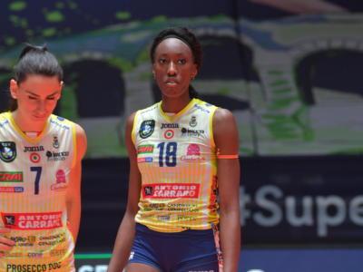 Volley, Paola Egonu è la giocatrice più forte del mondo! Potenza, personalità, grinta: trascinatrice marziana