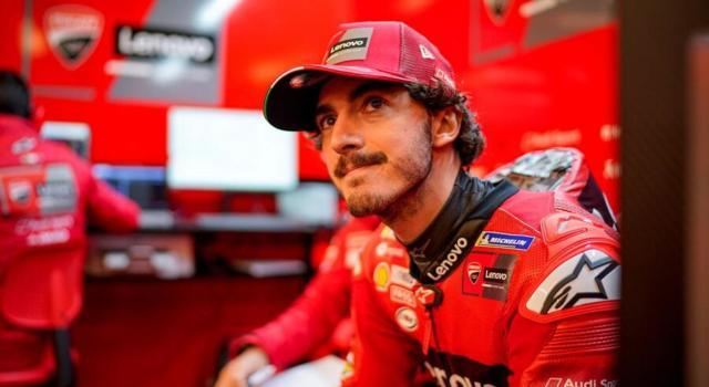 """MotoGP, Francesco Bagnaia: """"Avevo il terzo miglior passo, pronti sulla distanza. Importante partire bene"""""""