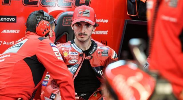 """MotoGP, Francesco Bagnaia: """"Non mi interessa essere caduto: non dovevamo correre"""""""