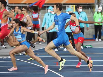 Atletica, l'Italia conquista tre medaglie alle World Relays. Le dichiarazioni degli azzurri – VIDEO