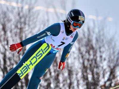 """Salto con gli sci, si ritira Manuela Malsiner a 23 anni: """"Ho tentato di combattere, ma ho deciso di terminare la mia carriera"""""""