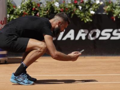 """Internazionali d'Italia 2021, Benoit Paire: """"Con gli stadi vuoti per me sono tutti allenamenti. Il risultato non conta"""""""