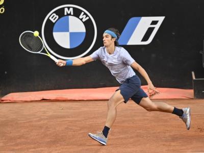 """ATP Lione 2021, Lorenzo Musetti: """"Finale pazzesco. Tsitsipas? Un grande campione"""""""