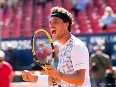 ATP Umago 2021, Marco Cecchinato strapazza Aljaz Bedene e accede agli ottavi di finale
