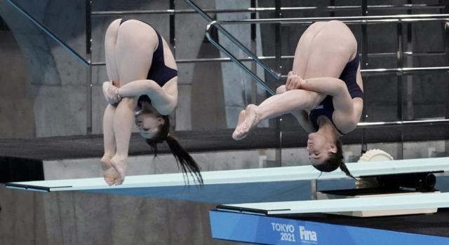 """Tuffi, Olimpiadi Tokyo, Chiara Pellacani e Elena Bertocchi: """"Non paragonateci a Cagnotto e Dellapè!"""""""