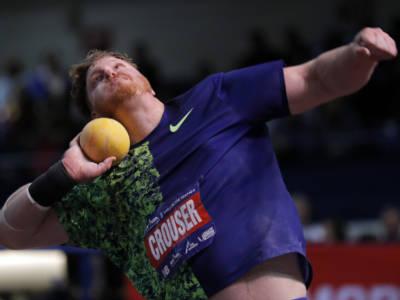 Atletica, Ryan Cruser firma il record del mondo nel getto del peso! Spallata storica dopo oltre tre decenni!