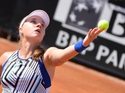 WTA Bol 2021, risultati 8 giugno: vincono Blinkova e le azzurre, fuori Babos