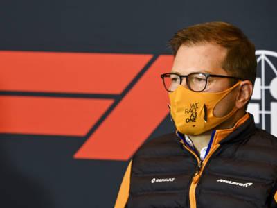 """F1, Andreas Seidl: """"La sicurezza per il nostro team ai box è una delle cose più importanti"""""""