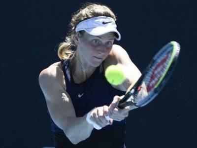 WTA Bol 2021, risultati 7 giugno: vincono Samsonova e Paolini, ritiro di Minnen