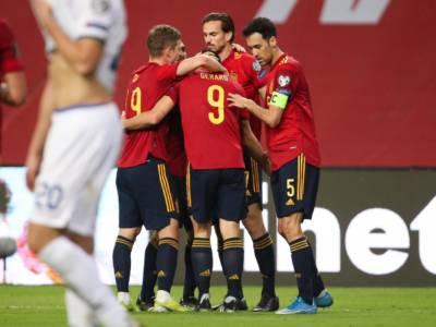 Calcio, Europei 2021: in serata la Spagna debutta con la Svezia. Polonia-Slovacchia e Scozia-Repubblica Ceca gli altri match