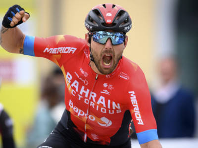 Tour de France: solo nove italiani al via. Mai cosi pochi dal 1984