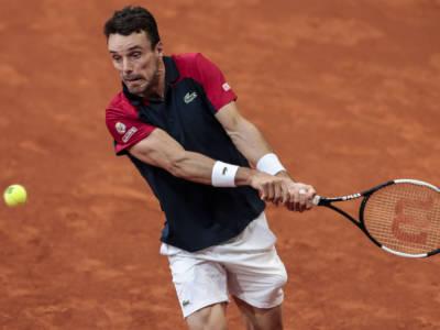 Tennis: Roberto Bautista Agut non giocherà alle Olimpiadi e sarà a Kitzbühel