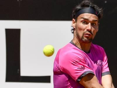 Roland Garros 2021, Fabio Fognini perde mestamente con Federico Delbonis dopo una brutta partita