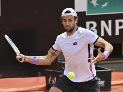Prossimo avversario Matteo Berrettini Roland Garros 2021: il tabellone. Federer si avvicina…