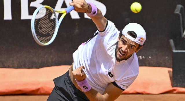 Roland Garros 2021, debutto ok per Matteo Berrettini. Taro Daniel sconfitto di potenza in quattro set