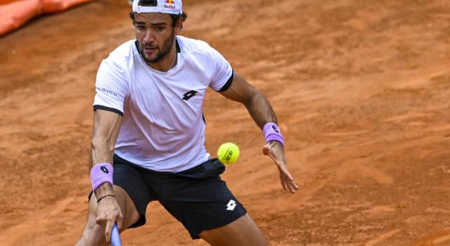 Roland Garros 2021, Matteo Berrettini archivia la pratica Federico Coria e approda al terzo turno