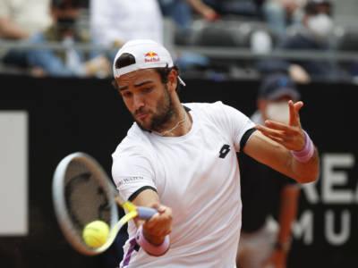 Roland Garros 2021, Matteo Berrettini: partenza con qualche patema e mirino su Roger Federer