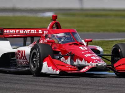 IndyCar, Belle Isle race-1: Marcus Ericsson vince per la prima volta in carriera!