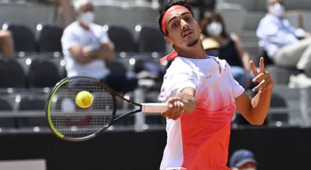 ATP Queen's 2021: Lorenzo Sonego costretto a cedere di fronte a un ottimo Viktor Troicki