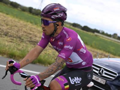 Giro del Belgio 2021, vince Caleb Ewan. Ballerini 3°. Remco Evenepoel leader