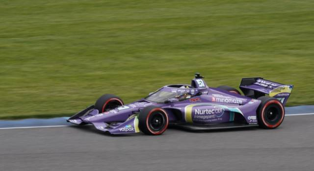 """IndyCar, Romain Grosjean: """"Amo un circuito come Laguna Seca, questa categoria è un vero sogno per un pilota"""""""