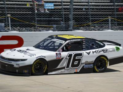 NASCAR Xfinity, AJ Allmendinger svetta a Mid-Ohio