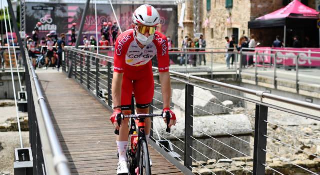 Ciclismo: Simone Consonni resta alla Cofidis