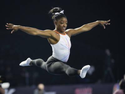 Ginnastica, Simone Biles straripante agli US Championships. Lee seconda, Carey non azzarda il surreale