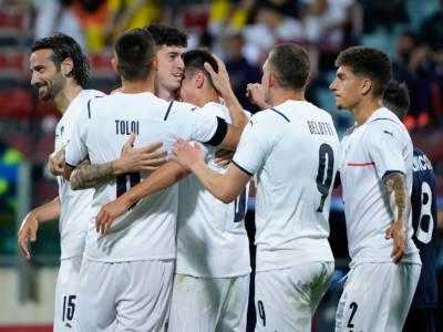LIVE Italia-Repubblica Ceca 4-0, amichevole calcio in DIRETTA: pagelle e highlights. Vince e convince la squadra di Mancini!