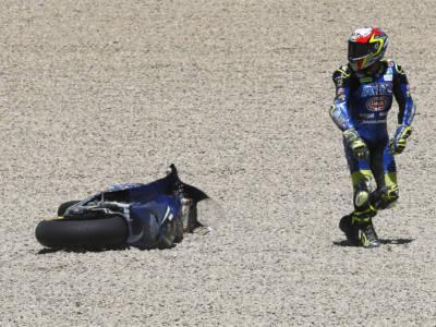 Moto2, Lorenzo Dalla Porta operato per sindrome compartimentale. Ci sarà in Germania