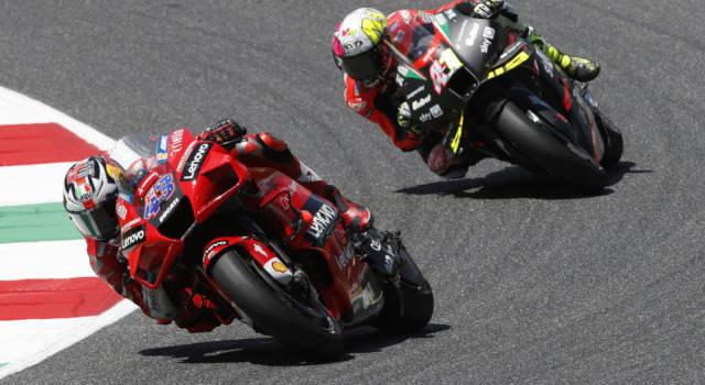 """MotoGP, Aleix Espargarò: """"Fine settimana solido e buona prestazione, bello aver guidato la gara"""""""