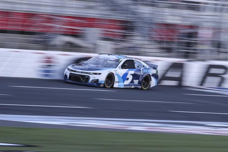 NASCAR, Texas: Larson vince per l'ottava volta in stagione e passa in finale!