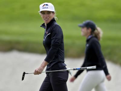 Golf, Melissa Reid e la 17enne Megha Ganne davanti a tutti dopo il giovedì dello U.S. Open femminile 2021