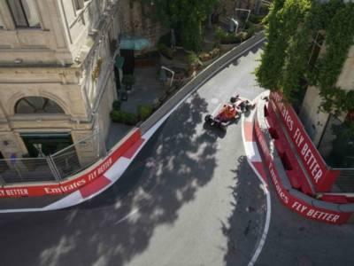 F1 oggi, GP Azerbaijan 2021: orario gara, tv, streaming, programma Sky, differita TV8