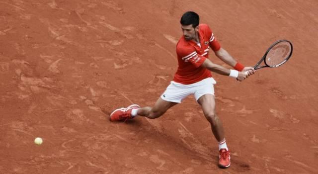 VIDEO, Roland Garros 2021: gli highlights dell'epica semifinale tra Novak Djokovic e Rafa Nadal