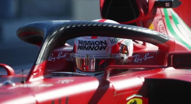 F1, risultati e classifica FP1 GP Francia: Bottas precede Hamilton. 11° Charles Leclerc, 16° Carlos Sainz