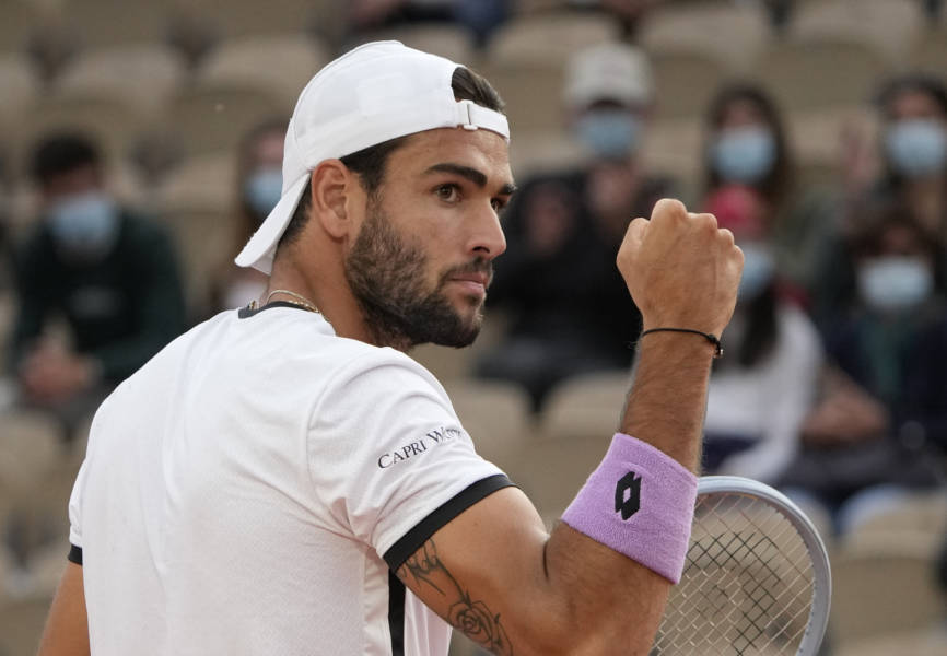 Tennis Matteo