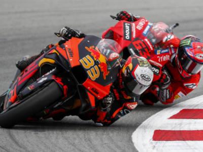 """MotoGP, Brad Binder: """"Sono davvero felice di essere arrivato quarto oggi"""""""