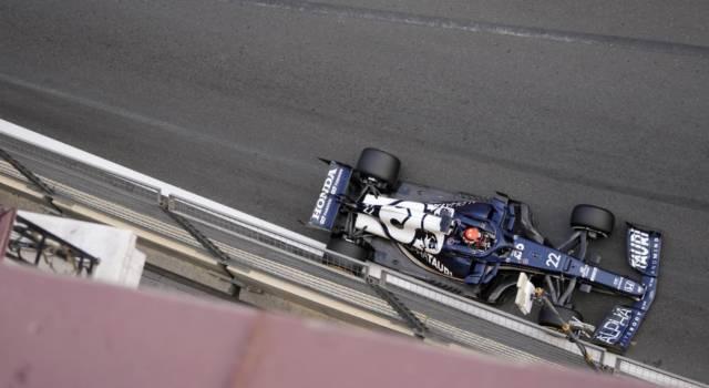 """F1, Yuki Tsunoda: """"Sono un po' frustrato per il risultato finale"""""""