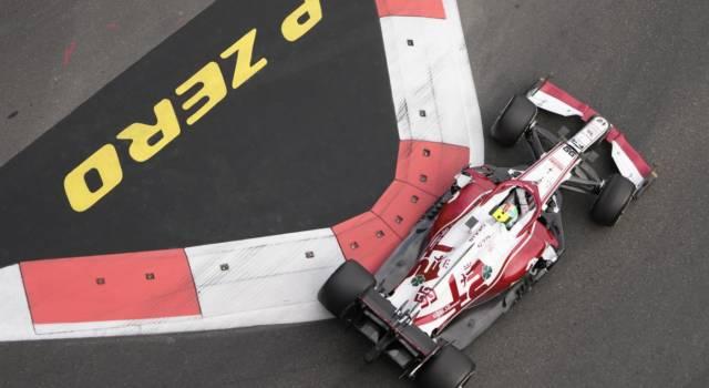 """F1, Antonio Giovinazzi: """"Il vento era forte e ci ha dato fastidio per tutta la giornata"""""""