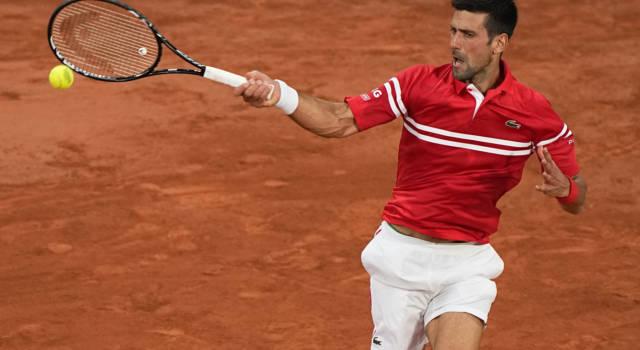 Djokovic-Nadal oggi, Roland Garros 2021: orario semifinale, tv, programma, streaming