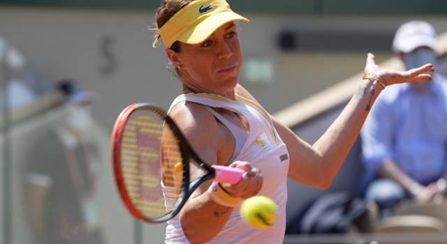 Roland Garros 2021, Anastasia Pavlyuchenkova è la prima finalista. Battuta Tamara Zidansek