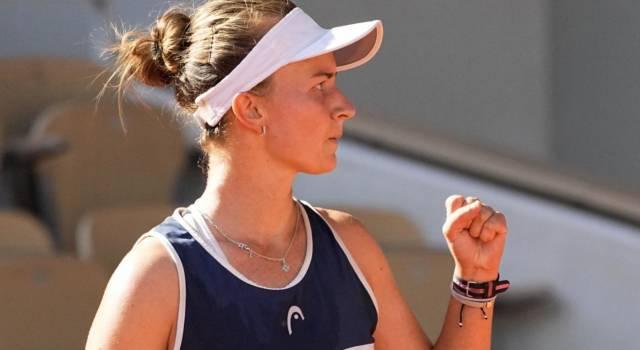 Roland Garros 2021: Barbora Krejcikova, rimonta e finale in una sfida spettacolo. Maria Sakkari si arrende dopo oltre tre ore