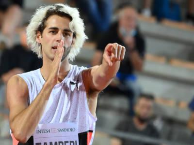 """Golden Gala 2021, Gianmarco Tamberi: """"2.33 buono per partire, sto lavorando per trasformare un sogno"""""""