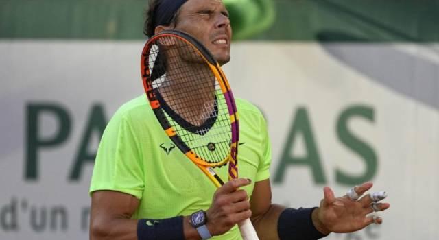 Rafael Nadal non parteciperà a Wimbledon e alle Olimpiadi di Tokyo