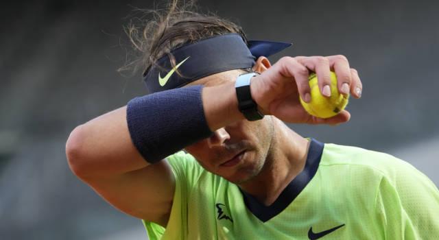 Roland Garros 2021, Rafael Nadal sconfitto per la terza volta! 43 ko e 464 vittorie sulla terra rossa