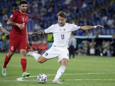 Europei calcio 2021, buona la prima per l'Italia! Schiantata 3-0 la Turchia all'Olimpico di Roma