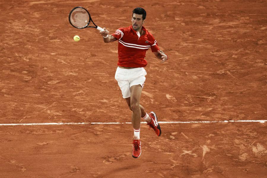 Tennis Novak