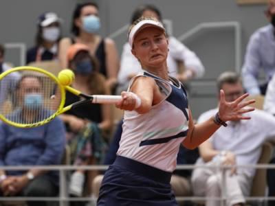Roland Garros 2021: Barbora Krejcikova trionfa, sconfitta Anastasia Pavlyuchenkova in tre set